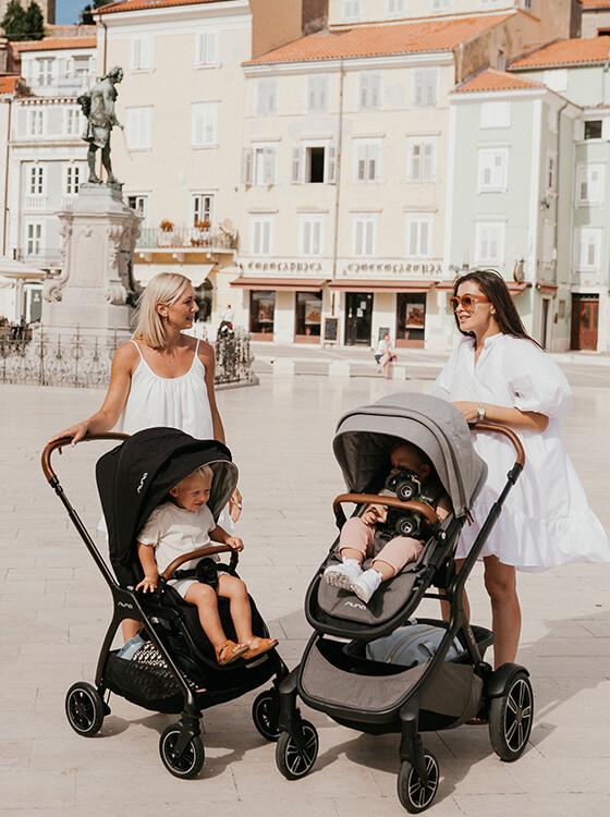 VOZIČKI NUNAPo meri sodobnih modnih mamic
