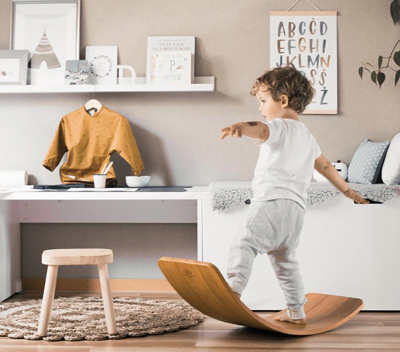 Kinderfeets® igračke za aktivno in ustvarjalno igro