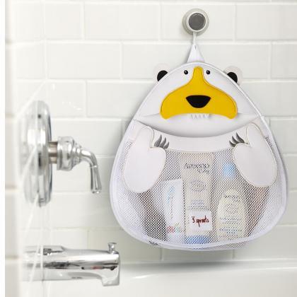 3Sprouts® Mreža za shranjevanje igrač Polarni medved
