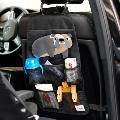 3Sprouts® Organizator za avtomobilski sedež Ježek