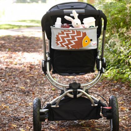 3Sprouts® Organizator za voziček Ježek