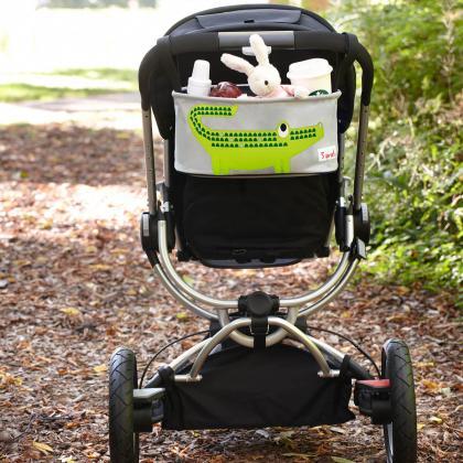 3Sprouts® Organizator za voziček Krokodilček