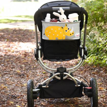 3Sprouts® Organizator za voziček Nosorog