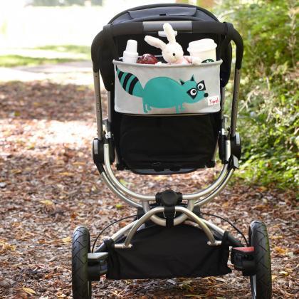 3Sprouts® Organizator za voziček Rakun