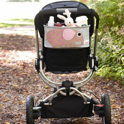3Sprouts® Organizator za voziček Slonček