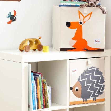 3Sprouts® Škatla za shranjevanje igrač Kenguru