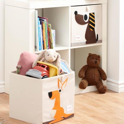 3Sprouts® Škatla za shranjevanje igrač Kuža