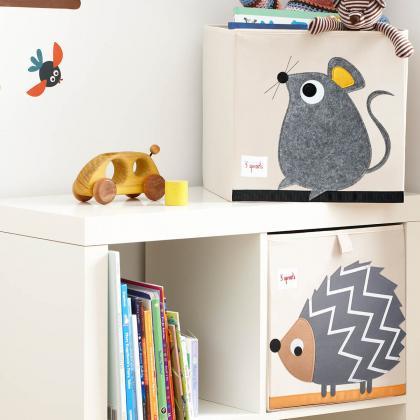 3Sprouts® Škatla za shranjevanje igrač Miška