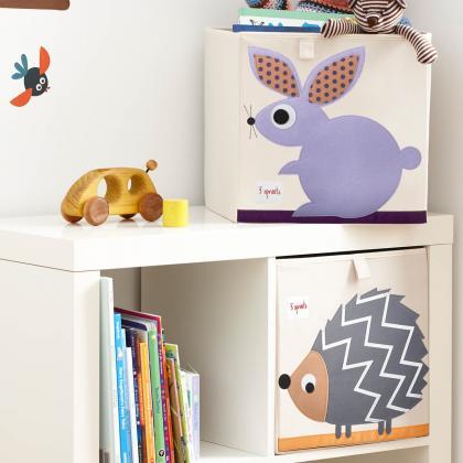 3Sprouts® Škatla za shranjevanje igrač Zajček