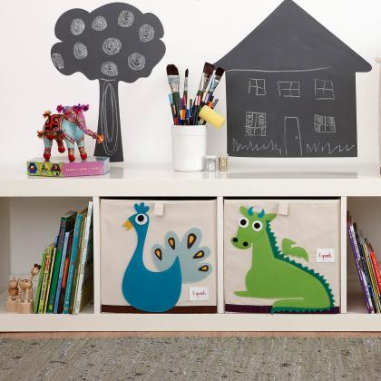 3Sprouts® Škatla za shranjevanje igrač Zmajček