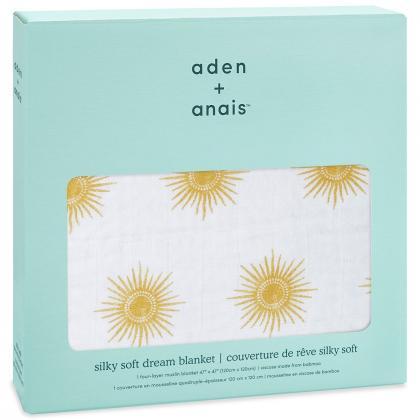 Aden+Anais® Bambusova odejica Golden Sun