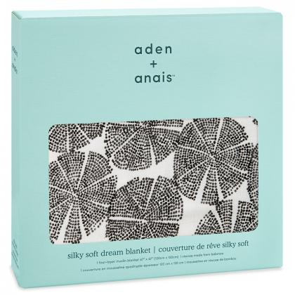 Aden+Anais® Bambusova odejica In motion