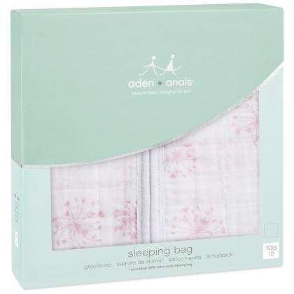 Aden+Anais® Klasična letna spalna vreča Tog 1.0 Lovely Reverie