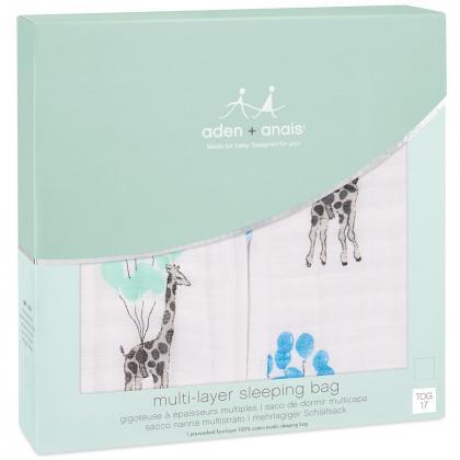 Aden+Anais® Klasična spalna vreča Tog 1.7 Dream Ride