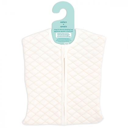 Aden+Anais® Mehka spalna vreča z rokavi Tog 1.5 Pink