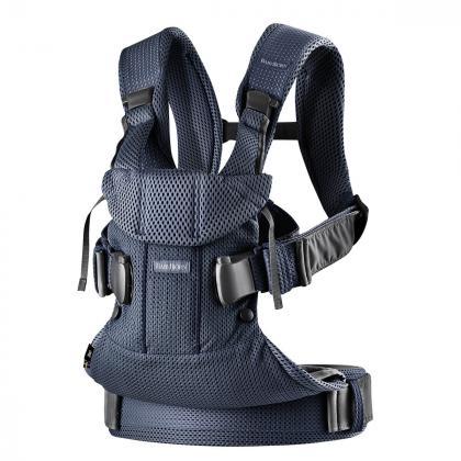 BabyBjörn® Ergonomska nosilka One Air Mesh Navy Blue