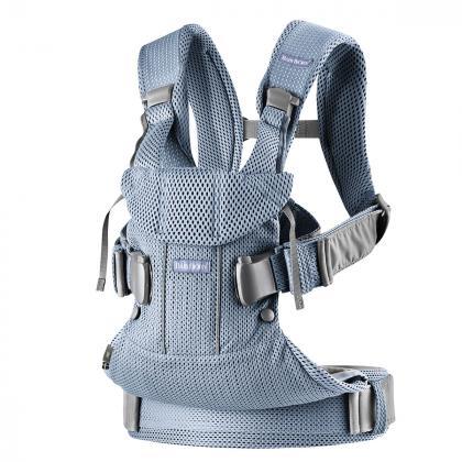 BabyBjörn® Ergonomska nosilka One Air Mesh Slate Blue