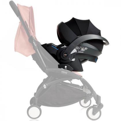 Babyzen® Otroški avtosedež iZi Go Modular™ by BeSafe® 0+ (0-13 kg) Black
