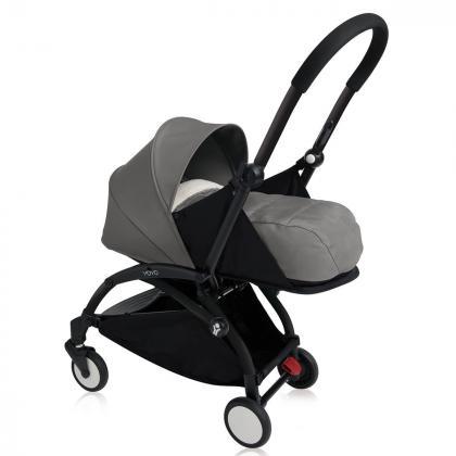 Babyzen® YOYO² Košara Newborn Pack 0+ Grey