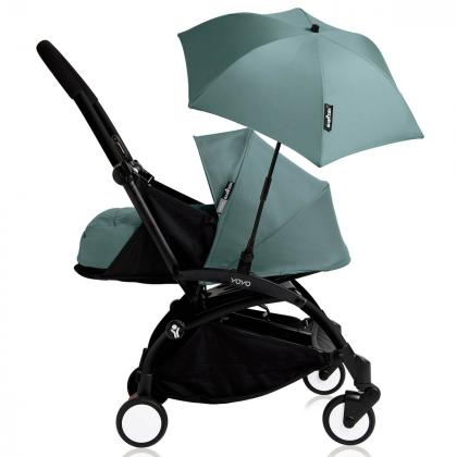 Babyzen® Yoyo+ Otroški voziček 2v1 Aqua Black Frame