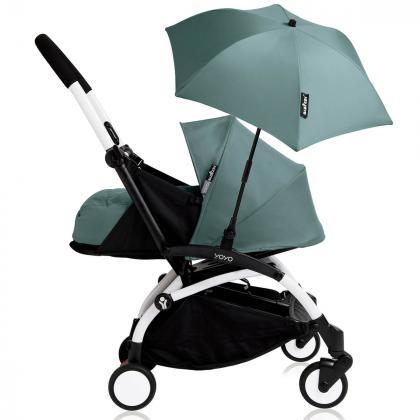 Babyzen® Yoyo+ Otroški voziček 2v1 Aqua White Frame
