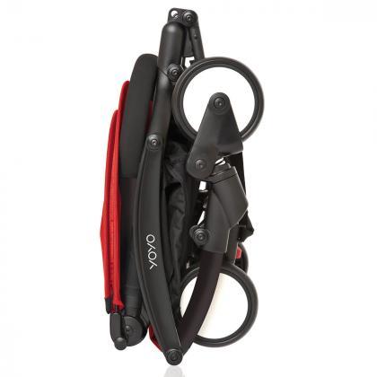 Babyzen® Yoyo+ Otroški voziček 2v1 Red Black Frame