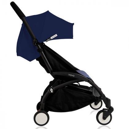 Babyzen® Yoyo+ Otroški voziček 6+ Air France Black Frame
