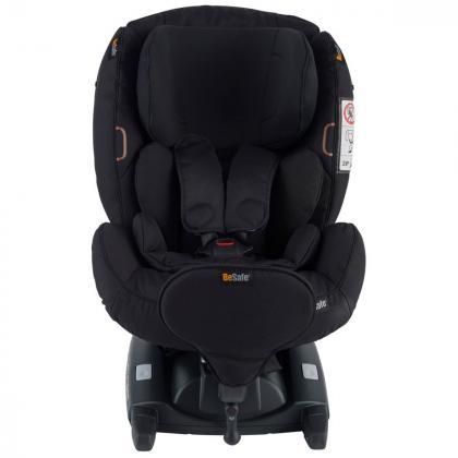 BeSafe® Otroški avtosedež iZi Kid™ X3 i-Size 1 (9-18 kg) Fresh Black Cab