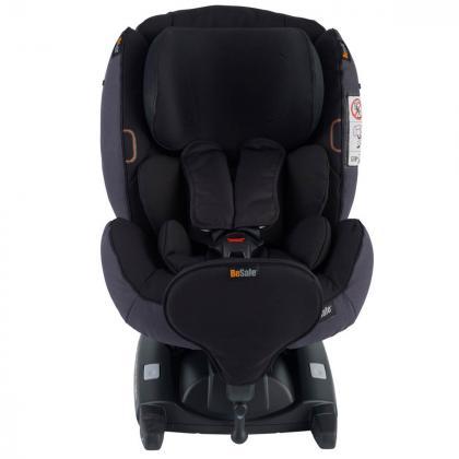BeSafe® Otroški avtosedež iZi Kid™ X3 i-Size 1 (9-18 kg) Midnight Black Mélange