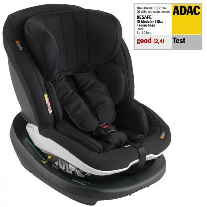 BeSafe® Otroški avtosedež iZi Modular™ i-Size 1 (9-18 kg) Fresh Black Cab