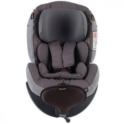 BeSafe® Otroški avtosedež iZi Plus™ X1 0+/1/2 (0-25 kg) Metallic Mélange