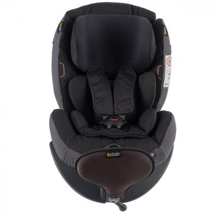 BeSafe® Otroški avtosedež iZi Plus™ X1 0+/1/2 (0-25 kg) Midnight Black Mélange
