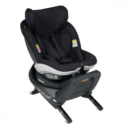BeSafe® Otroški avtosedež iZi Turn™ 360° i-Size 1 (9-18 kg) Fresh Black Cab