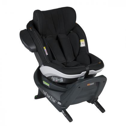 BeSafe® Otroški avtosedež iZi Turn™ 360° i-Size 1 (9-18 kg) Premium Car Interior Black