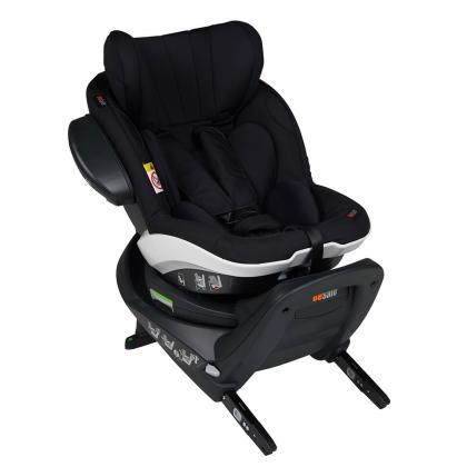 BeSafe® Otroški avtosedež iZi Twist™ i-Size 1 (9-18 kg) Fresh Black Cab