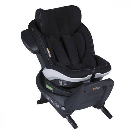 BeSafe® Otroški avtosedež iZi Twist™ i-Size 1 (9-18 kg) Premium Car Interior Black