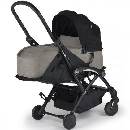 Bumprider® Connect™ košara za novorojenčka Khaki Melange