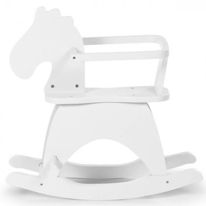 Childhome® Otroški gugalnik Rocking Horse White
