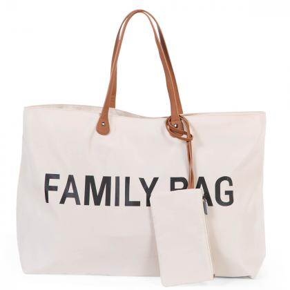 Childhome® Torba Family Bag Off White