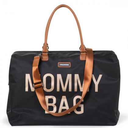 Childhome® Torba Mommy Bag Black Gold