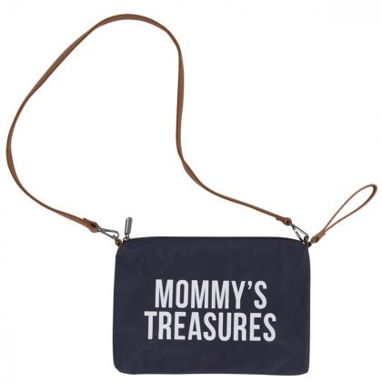 Childhome® Torbica Mommy Treasures Navy White