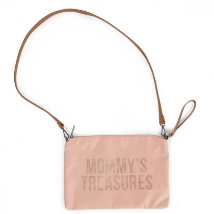 Childhome® Torbica Mommy Treasures Pink Copper