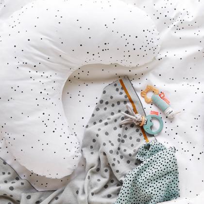 Done by Deer® Blazina za dojenje Dreamy Dots Blue