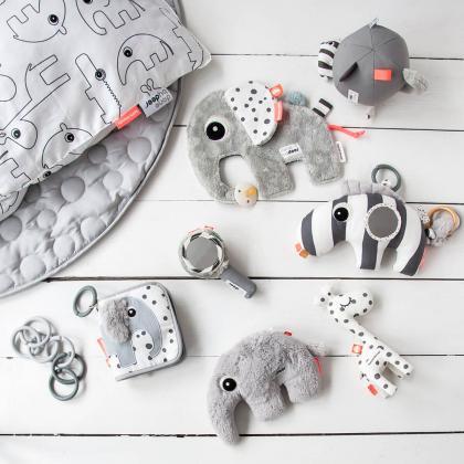 Done by Deer® Ninica slonček Elphee Grey