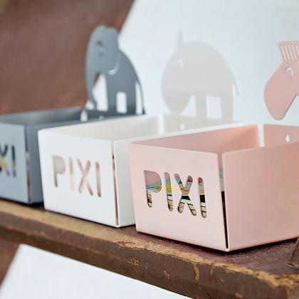 Done by Deer® Pixi polička Zebee Powder
