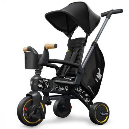 Doona® Liki Trike Nalepke Black&White