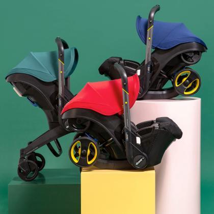 Doona® Otroški avtosedež in voziček Doona 0+ (0-13 kg) Flame Red