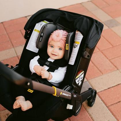 Doona® Otroški avtosedež in voziček Doona 0+ (0-13 kg) Nitro Black