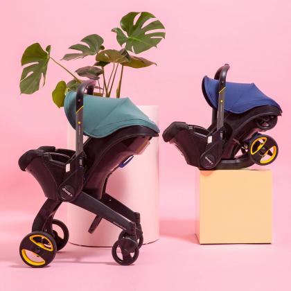Doona® Otroški avtosedež in voziček Doona 0+ (0-13 kg) Royal Blue