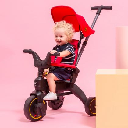 Doona® Tricikel 7v1 Liki Trike S3 Premium Flame Red
